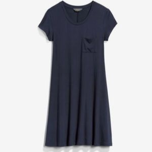 MIX BY 41HAWTHORN Alison Essential Tee Swing Dress